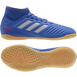 Adidas Kids Predator 19.3 Indoor Boot- Blue