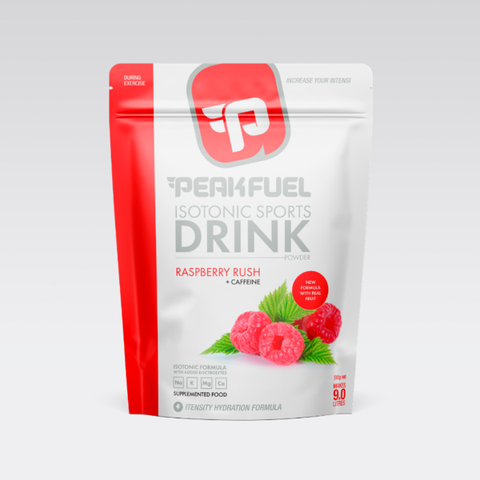 Peakfuel Hydration 500g- Raspberry