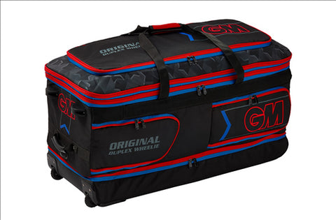 Gunn & Moore Original Easiload Duplex Wheelie Bag- 2019