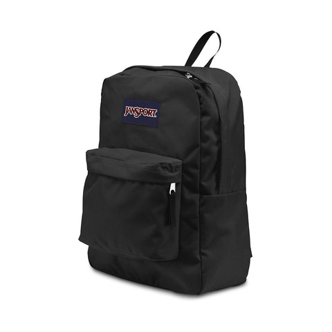 JanSport SuperBreak Backpack- Black
