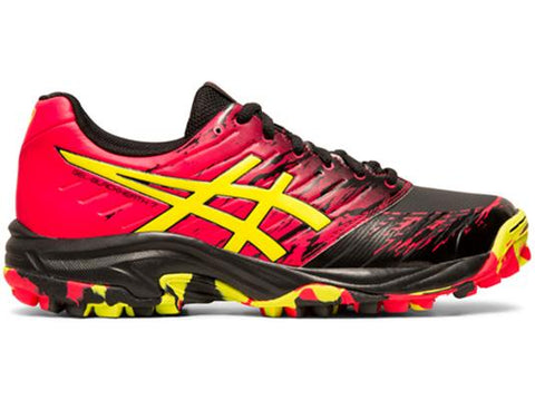 Asics Womens Gel Blackheath 7 -Black/Sour Yuzu