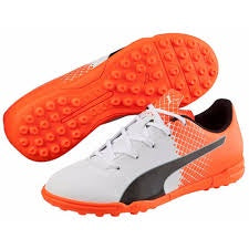 Puma EvoSpeed 5.5 Junior Turf Shoe