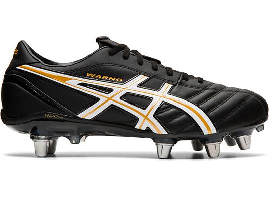 Ascis Lethal Warno ST 2- Black/Gold