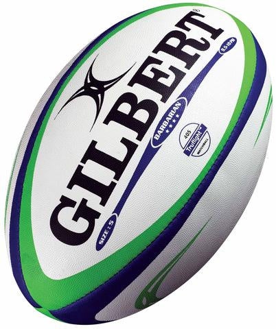 Gilbert Barbarian Rugby Ball-Size 5