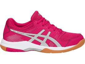 Asics Womens Gel Rocket 8- Bright Rose