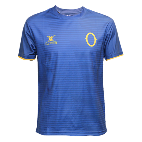 Gilbert Otago Rugby Replica Training Tee