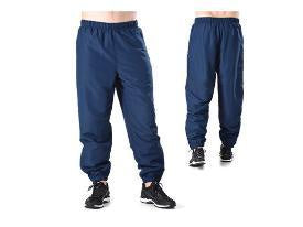 Asics Mens New Warm Up Trackpant-Navy