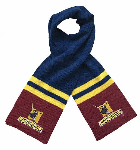 Highlanders Kids Super Rugby Scarf
