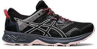 Asics Womens Gel Sonoma 5 (D)- Black/Black