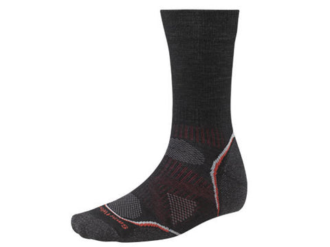 Smartwool Mens PhD Outdoor Light Crew Socks