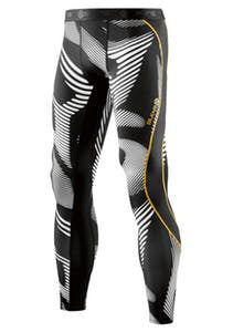 Skins Mens DNAmic Long Tights- Leviathan