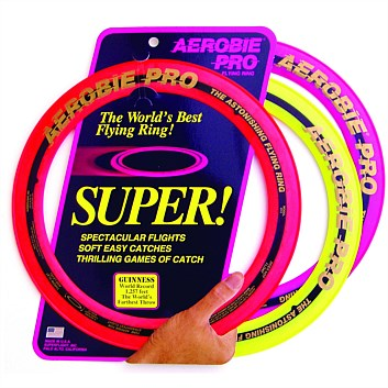 "Aerobie Pro 13"" SUPER Flying Ring"