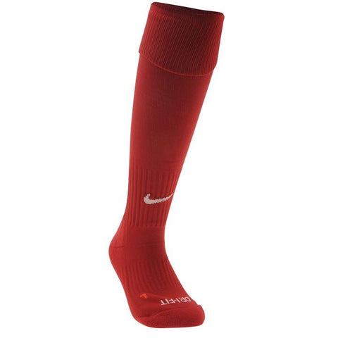 Nike Over the Calf Football Socks- University Red