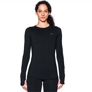 Under Armour Womens Armour Cold Gear Armour Crew