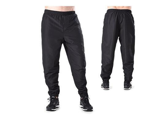 Asics Mens New Warm Up Trackpant - Black