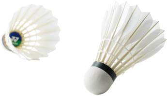 Yonex AS30 Badminton Feather Shuttlecock- Single
