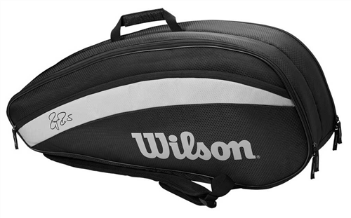 Wilson Federer Team 12 Pack Racket Bag
