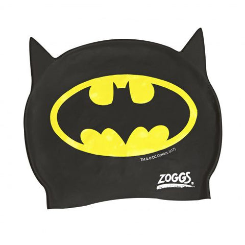 Zoggs Batman 3D Swim Cap