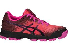 Asics Womens Gel Hockey Typhoon 3 - Coral
