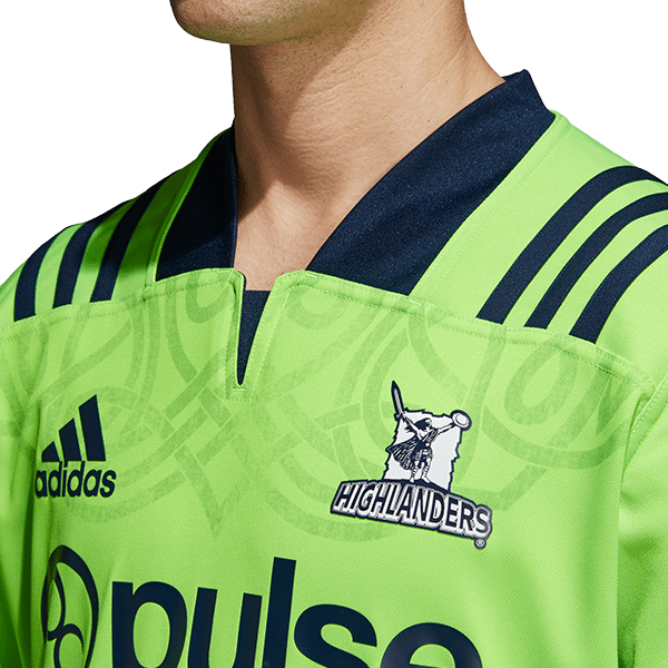 Adidas Highlanders Away Jersey 2019