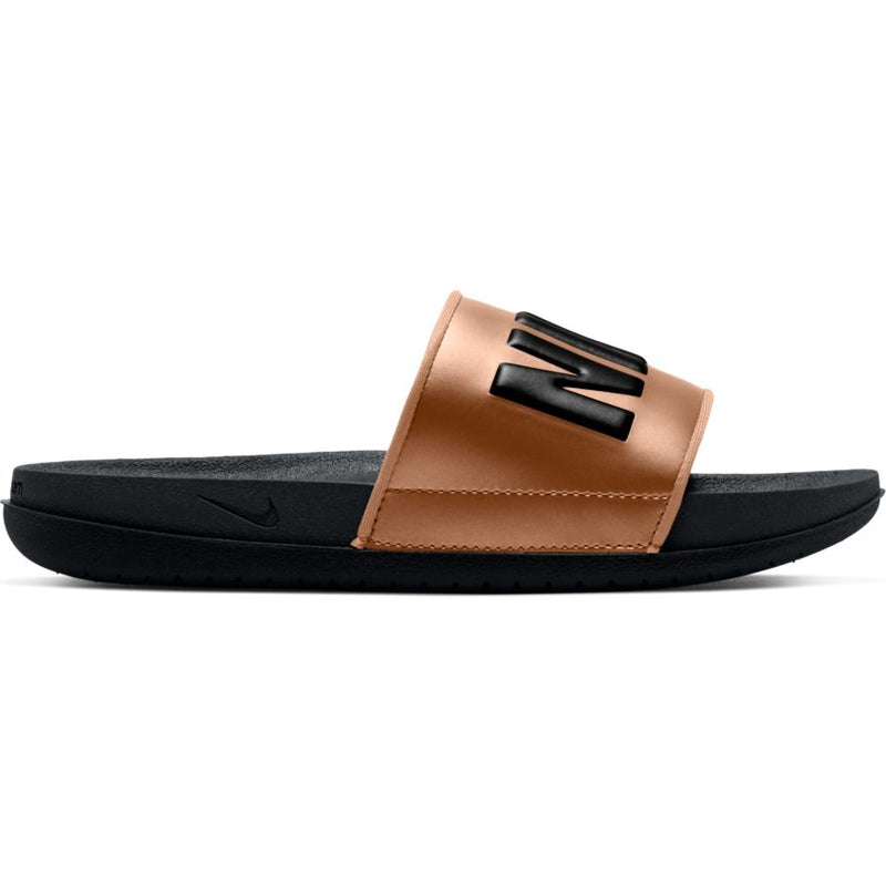 Nike Offcourt Women's Slide - Metallic Copper