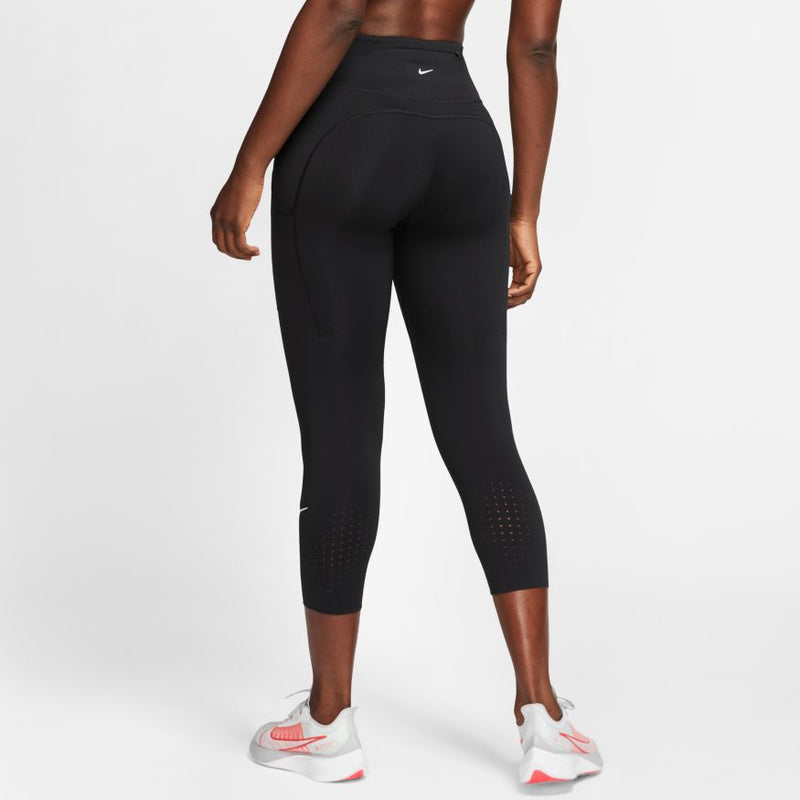 Nike Womens Epic Luxe Running Crop Tight