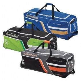 Kookaburra Pro 900 Wheelie Bag - more colours