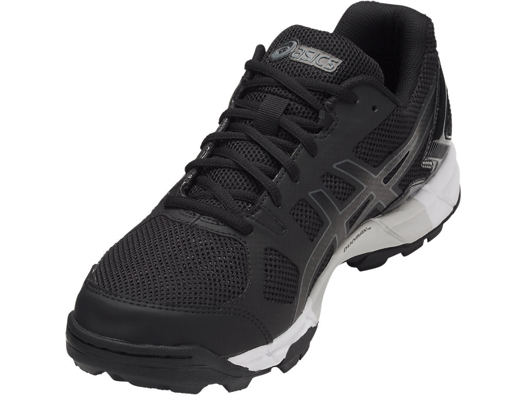hot-selling official another chance buy good Asics Mens Gel Lethal Elite 6- Black – Otago Sports Depot