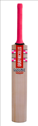 Gray Nicolls Maax Pink Strike Ready Play Bat