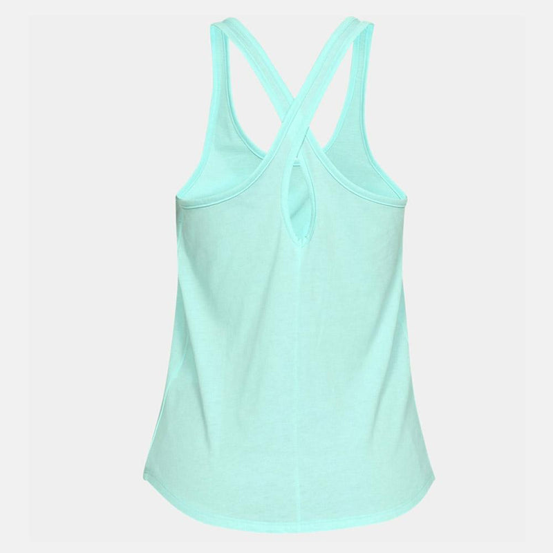 Under Armour Women's Project Rock Rents X-Back Singlet