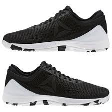 Reebok Womens Crossfit Nano 8.0- Black/White