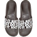 "Nike Mens Benassi ""Just Do It."" Print  Sandal"