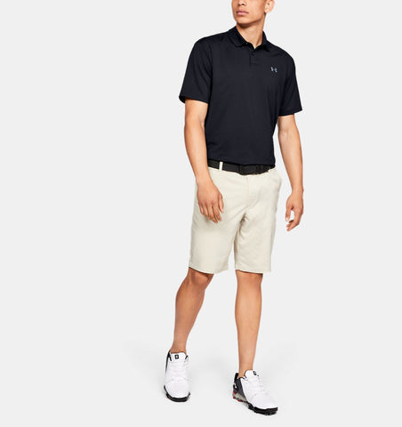 Under Armour Men's Performance Polo- Black