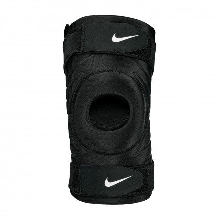 Nike Pro Open Patella Knee Sleeve with Strap