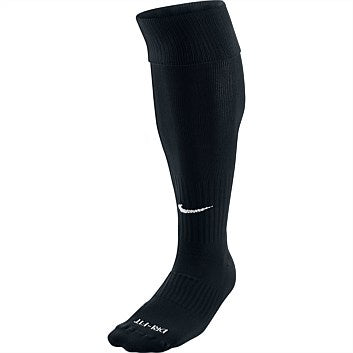 Nike Over The Calf Football Socks- Black
