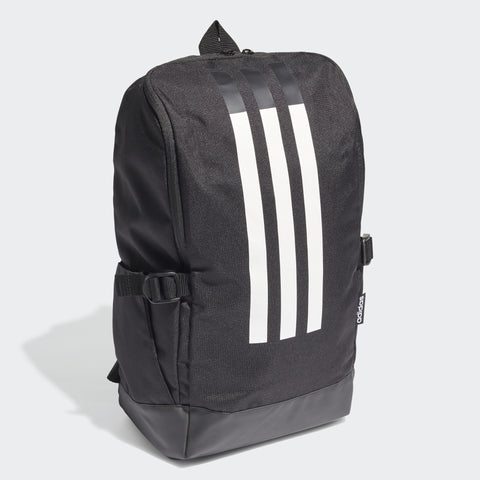 Adidas 3 Stripe Response Backpack- Black