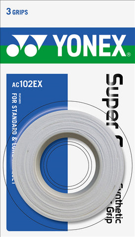 Yonex Super Over Grip- Assorted Colours