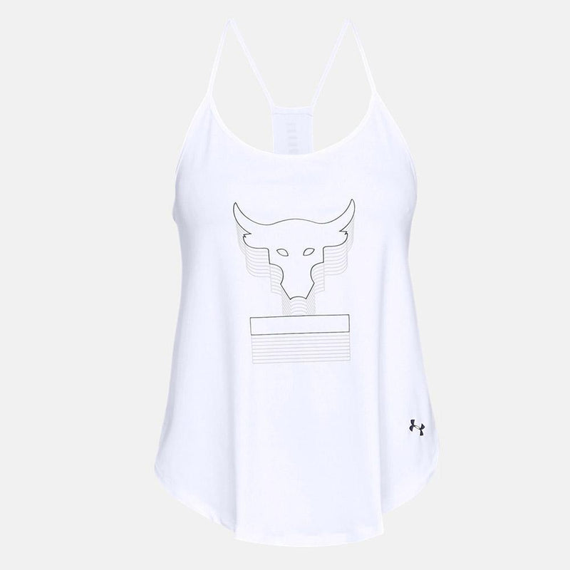 Under Armour Womens Project Rock Bull Graphic Tank