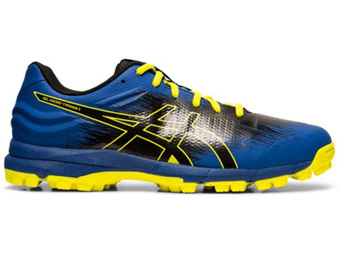 Asics Mens Gel Hockey Typhoon 3 -2020- Blue/Black