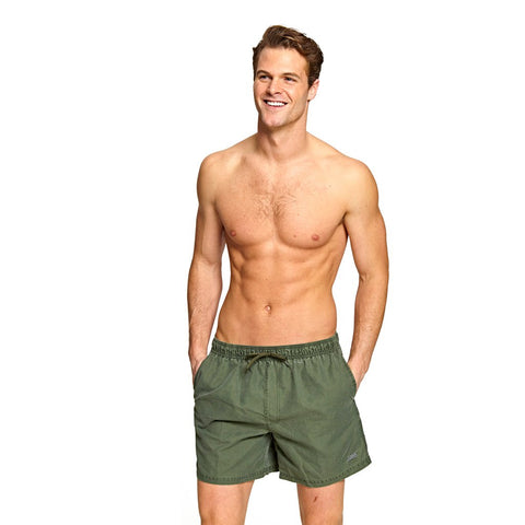 Zoggs Mens Mosman Swim Short- Khaki