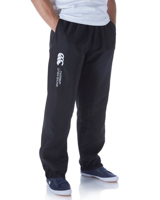 CCC Mens Stadium Trackpants- Black