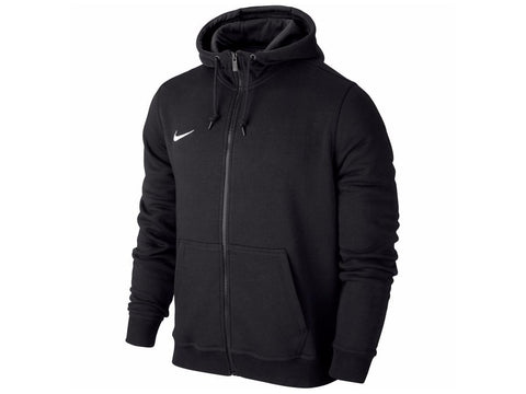 Nike Kids Club Team Hoodie-Black