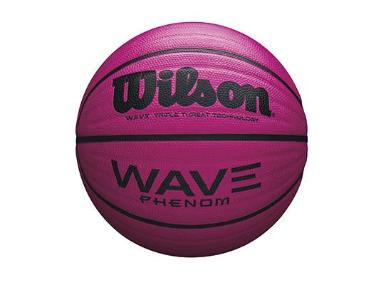 Wilson Wave Phenom Basketball - Pink