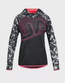 Under Armour Girls Armour Fleece Hoody