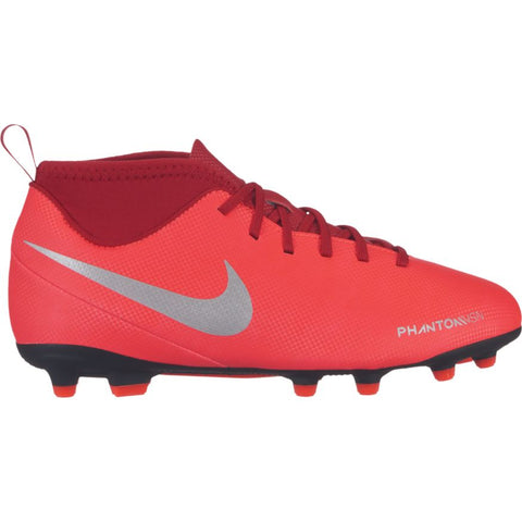 Nike Jr. Phantom Vision Club Dynamic Fit MG Kids' Multi-Ground Football Boot