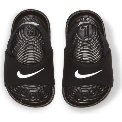 Nike Kids Kawa Slide Toddler- Black