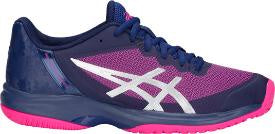Asics Womens Gel Court Speed- Blue
