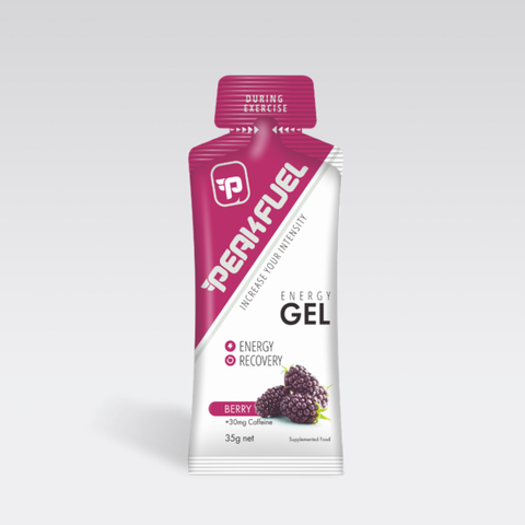 Peakfuel Energy Gel- Berry