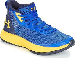 Under Armour Boys GS Jet Basketball Shoes 2018