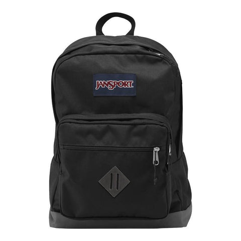 JanSport City Scout Backpack- Black